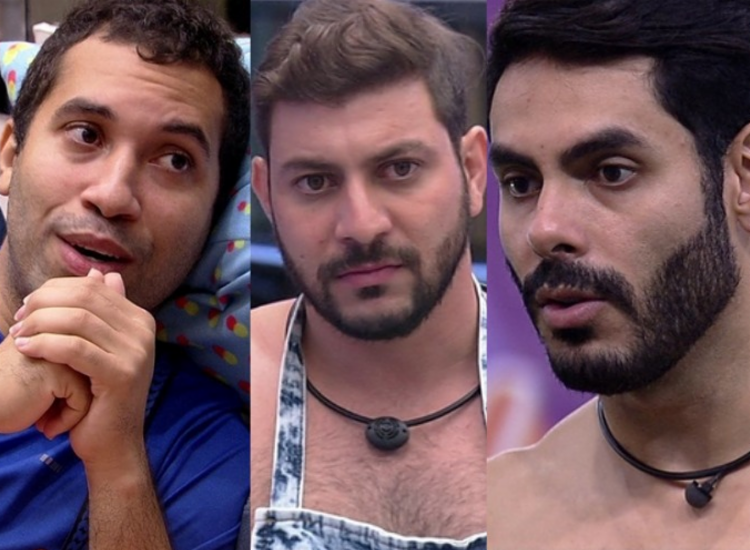 O mais votado pelo público será o nono eliminado do reality   Fotos: Reprodução   TV Globo - Foto: Reprodução   TV Globo