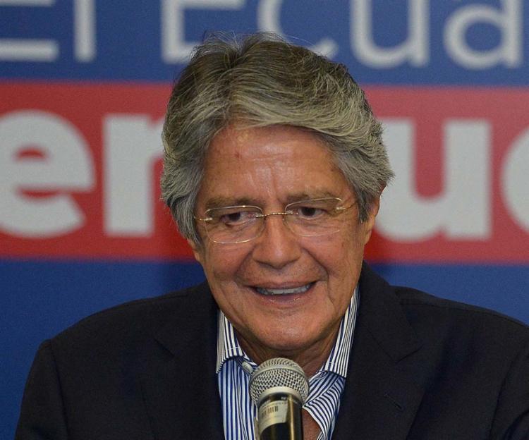 O líder do movimento Criando Oportunidades (Creo) teve cerca de 4,7 milhões de votos (52,36%) | Foto: Rodrigo Buendia | AFP - Foto: Rodrigo Buendia | AFP