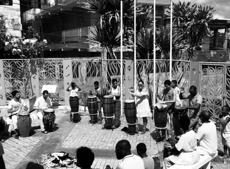 Projeto é desenvolvido há 20 anos pelo Ilé Iyá Omi Axé Iyamasé | Foto: Divulgação - Foto: Divulgação