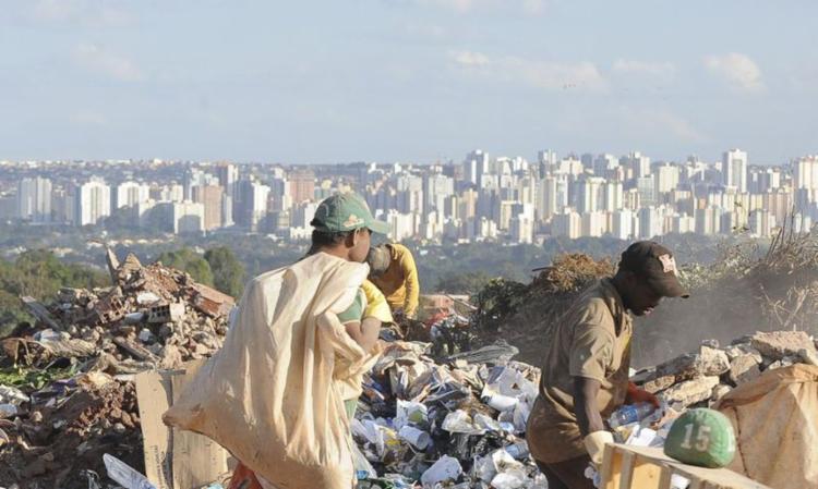 Meta é acabar com todos os lixões no Brasil até 2024 | Foto: Wilson Dias | Agência Brasil - Foto: Wilson Dias | Agência Brasil