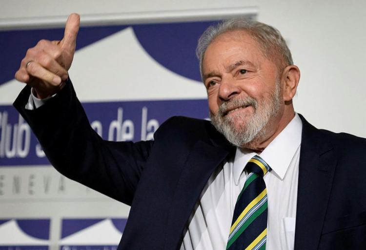 Lula terá, dia 14 no STF, o julgamento que influencia cá | Foto: Fabrice Coffrini | AFP - Foto: Fabrice Coffrini | AFP