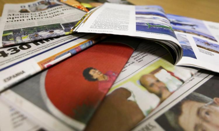 Entre as mudanças, vetou trechos que obrigavam a publicação de editais de licitações no Diário Oficial e em jornais impressos de grande circulação | Foto: Marcelo Camargo | Agência Brasil - Foto: Marcelo Camargo | Agência Brasil