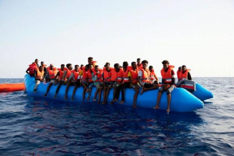 Pelo menos 453 migrantes morreram afogados no Mediterrâneo desde o início de 2021 | Foto: AFP - Foto: AFP