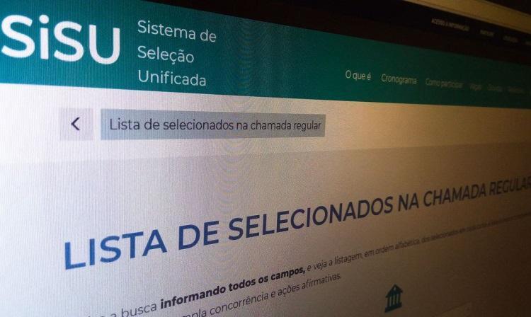 Serão oferecidas 206.609 vagas para 5.571 cursos de graduação | Foto: Agência Brasil - Foto: Agência Brasil