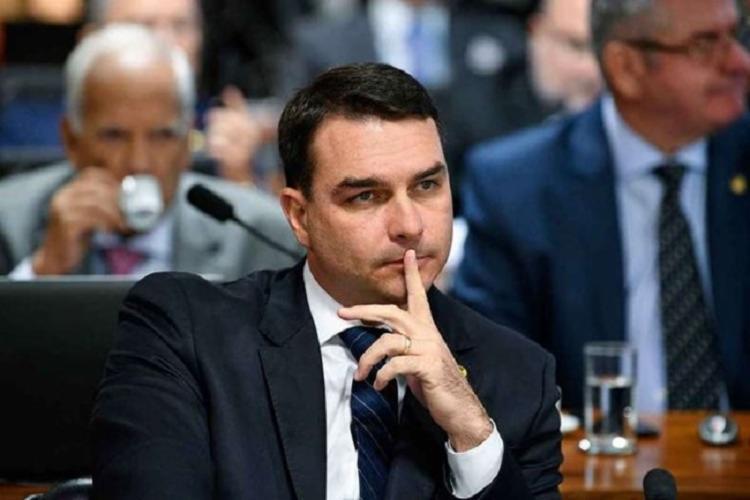 O MP quer que o STF analise a legalidade da quebra de sigilo do senador Flávio Bolsonaro e outros investigados no caso da rachadinha na Alerj | Foto: Agência Brasil - Foto: Agência Brasil