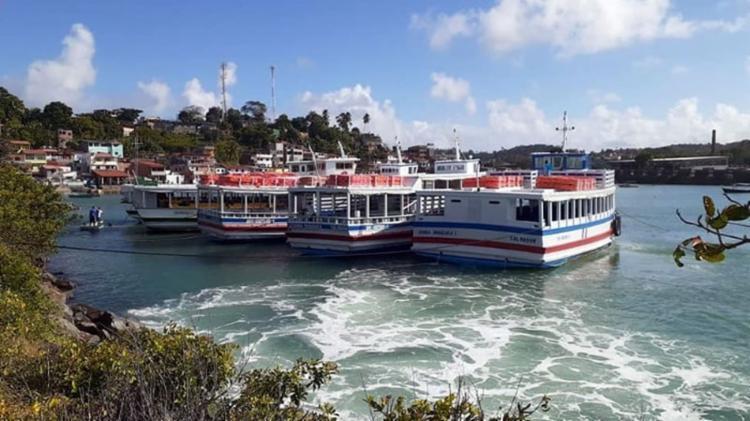 Funcionamento do sistema segue até às 19h, em Salvador, e até às 18h, em Mar Grande I Foto: Astramab - Foto: Astramab