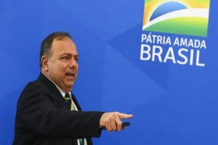 Pazuello foi denunciado nessa terça-feira, 13, por improbidade administrativa   Foto: Reprodução - Foto: Reprodução
