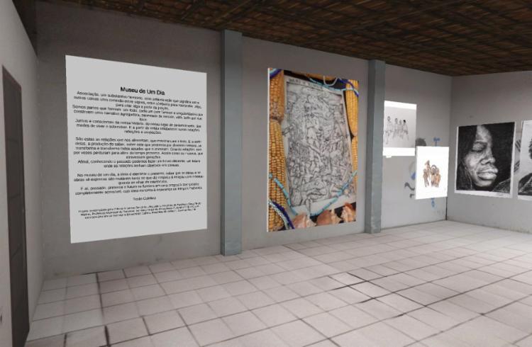 Programação da exposição conta com obras de 12 artistas locais | Foto: Divulgação - Foto: Divulgação