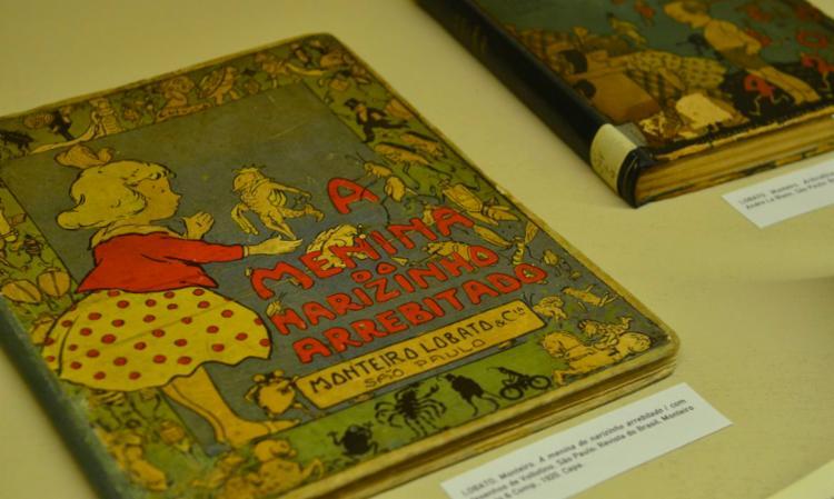 Biblioteca inaugura mostra gratuita com raro material do autor I Foto: Agência Brasil - Foto: Agência Brasil