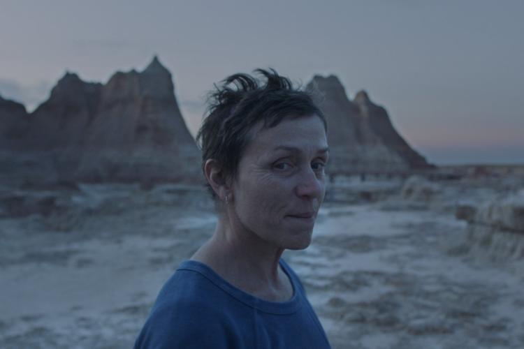 Nomadland, filme de Chloé Zhao, tem Frances McDormand como protagonista e indicada a Melhor Atriz - Foto: Divulgação