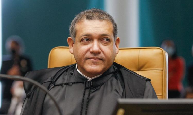 Ministro foi sorteado relator de mandado de segurança do senador Jorge Kajuru / Foto: Fellipe Sampaio   STF - Foto: Fellipe Sampaio   STF