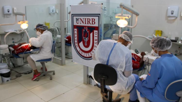 Clínica escola Unirb atende atletas do Unirb Futebol Clube - Foto: Divulgação