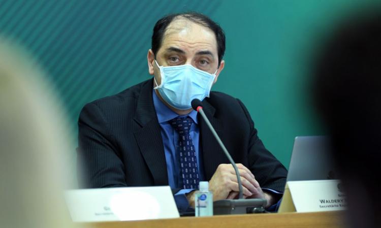 Governo explicou sobre vetos em coletiva à imprensa I Foto: Ascom - Foto: Ascom