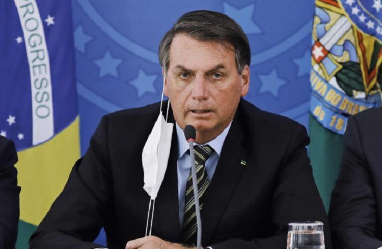 """De acordo com a sigla, o partido acompanhou """"estarrecido a série de mentiras divulgadas por Bolsonaro durante a Cúpula dos Líderes pelo Clima"""". Foto: AFP - Foto: AFP"""
