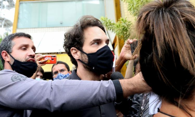 Parlamentar foi preso hoje acusado da morte do enteado   Foto: Tânia Rêgo   Agência Brasil - Foto: Tânia Rêgo   Agência Brasil