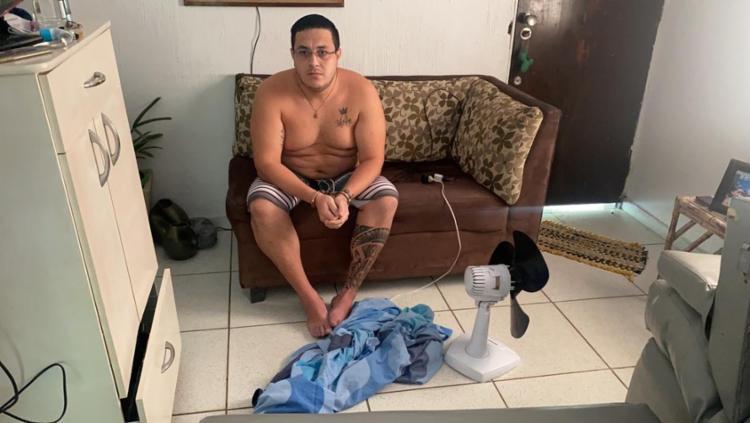 Criminoso deixou cadeia em novembro de 2020, graças a um esquema de alvarás de soltura falsos I Foto: Redes Sociais - Foto: Redes Sociais
