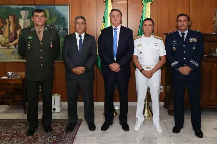 Posse dos seis ministros vai ser conjunta, no Palácio do Planalto - Foto: Reprodução