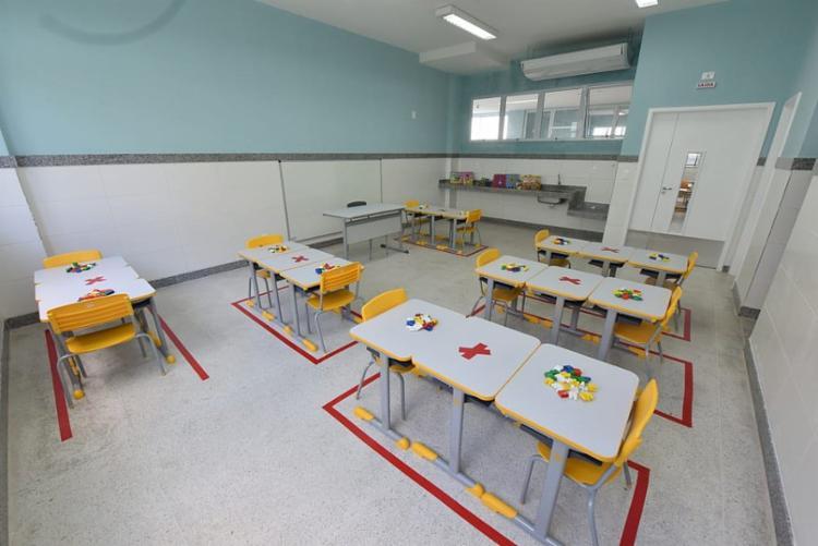 Unidade poderá ser utilizada a partir da próxima segunda-feira, 3 | Foto: Valter Pontes | Secom PMS - Foto: Valter Pontes | Secom PMS