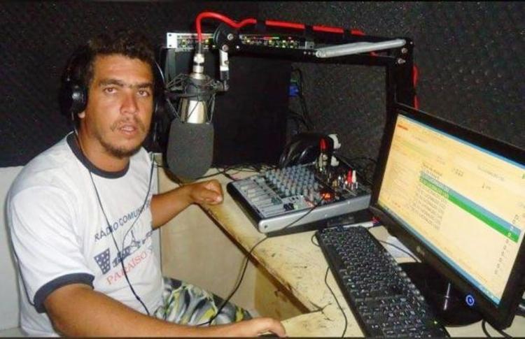 Toninho vinha sofrendo ameaças para fechar rádio | Foto: Divulgação - Foto: Divulgação