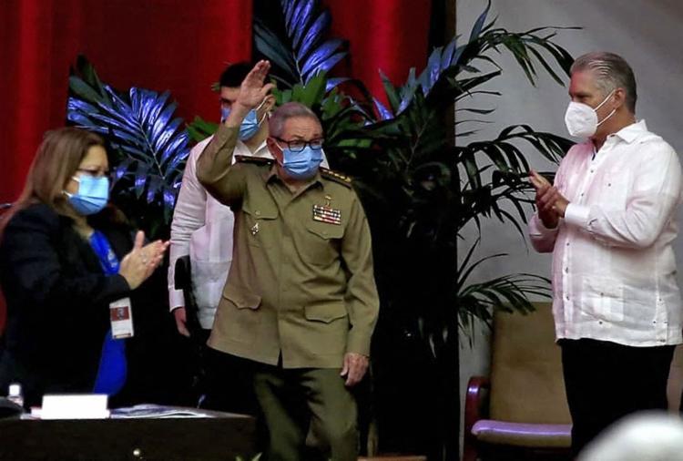 Reunião, que durará quatro dias, marca a saída do líder revolucionário e a ascensão de uma nova geração I Foto: CUBADEBATE.CU I AFP - Foto: CUBADEBATE.CU I AFP
