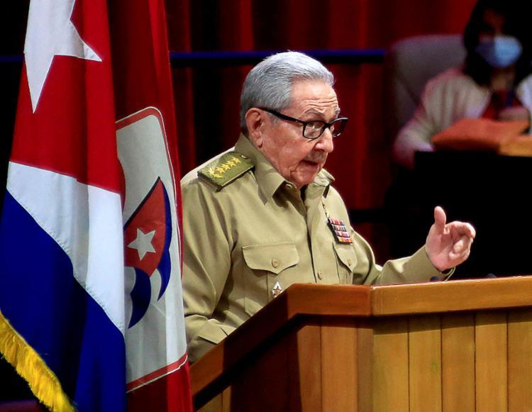 Raúl foi o coautor, em 2014, do degelo das relações entre os dois países em conjunto com Barack Obama | Foto: Ariel Ley Royero | ACN | AFP - Foto: Ariel Ley Royero | ACN | AFP