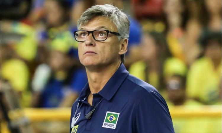 Treinador segue estável na UTI do Hospital Samaritano no Rio de Janeiro | Wander Roberto | Inovafoto | CBV - Foto: Wander Roberto | Inovafoto | CBV