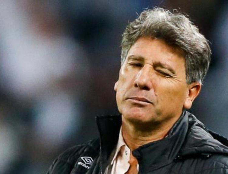 Treinador estava há mais de quatro anos no comando da equipe gaúcha | Foto: Reprodução - Foto: Reprodução