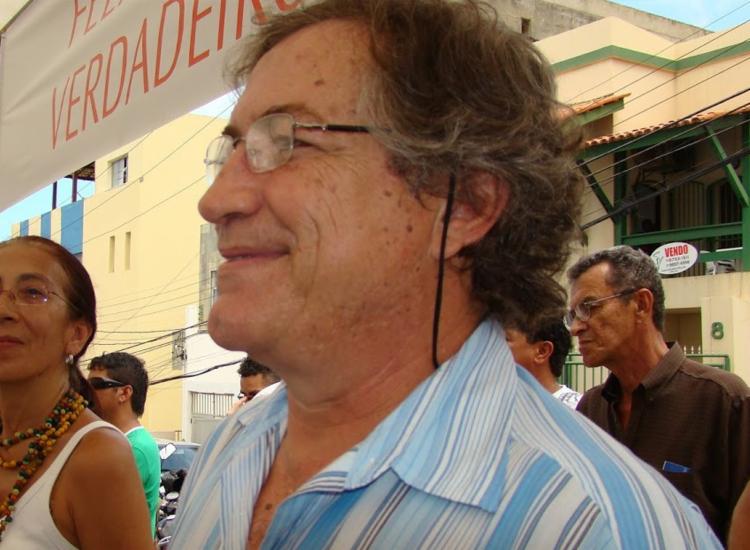 Renato Pinheiro morreu vítima de um câncer | Foto: Reprodução | Blog do Rio Vermelho - Foto: Reprodução | Blog do Rio Vermelho