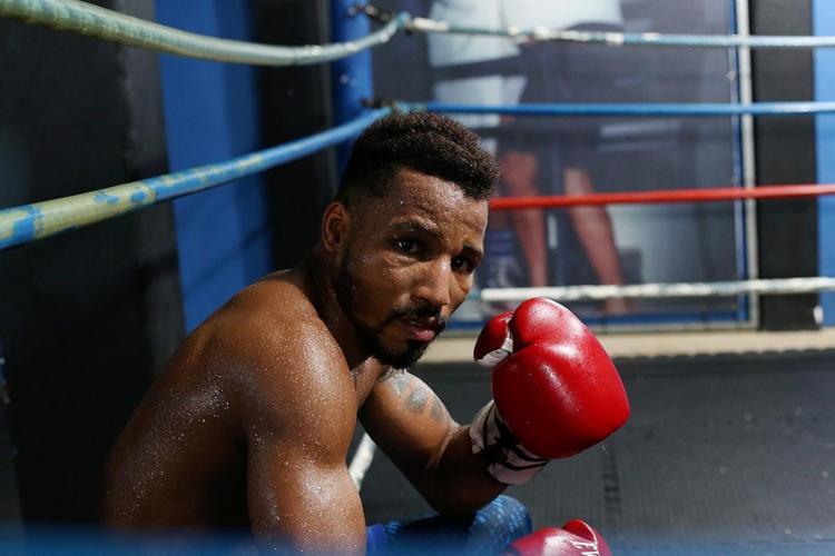 Robson Conceição, boxeador baiano: Foto: Adilton Venegeroles | Ag. A TARDE - Foto: Adilton Venegeroles | Ag. A TARDE
