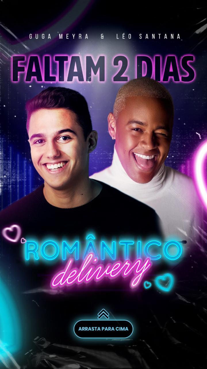 Romântico Delivery estará em todas plataformas digitais | Foto: Divulgação