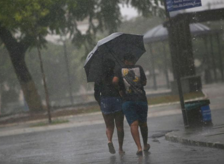 Codesal registrou 12 ocorrências em Salvador por conta da chuva | Foto: Raphael Müller | Ag. A TARDE - Foto: Raphael Müller | Ag. A TARDE