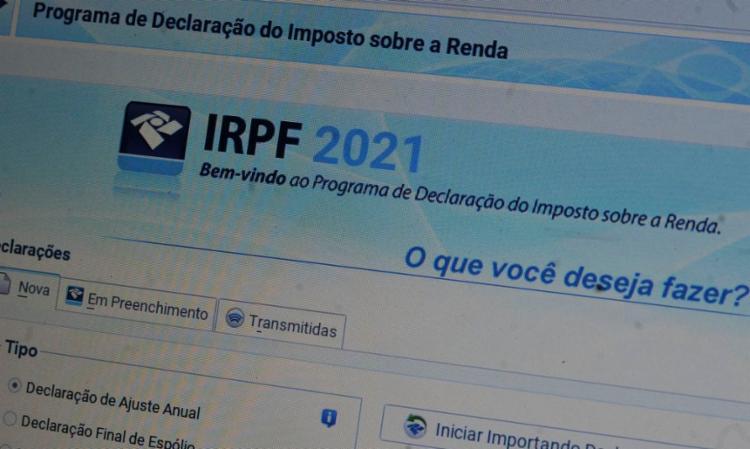 Senado aprova prorrogação da entrega do IR da Pessoa Física I Foto: Agência Brasil - Foto: Agência Brasil
