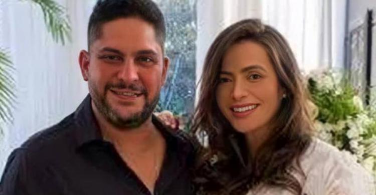 Sertanejo Jorge se casou com Rachel Boscatti no final do mês de março I Foto: Reprodução - Foto: Reprodução
