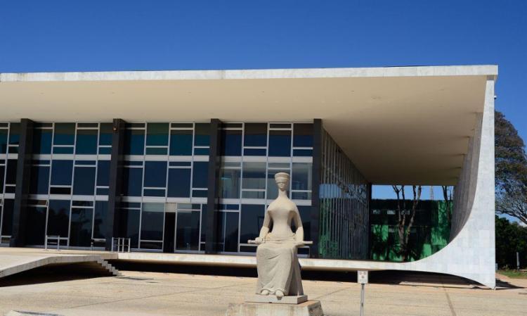Para os ministros, o TSE deve enfrentar os pontos de desconfiança elencados pelo presidente Jair Bolsonaro. Foto: Marcello Casal Jr   Agência Brasil - Foto: Marcello Casal Jr   Agência Brasil