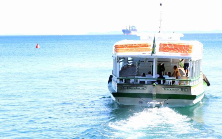 Funcionamento do sistema segue até às 19h, em Salvador, e até as 18h, em Mar Grande I Foto: Divulgação - Foto: Divulgação