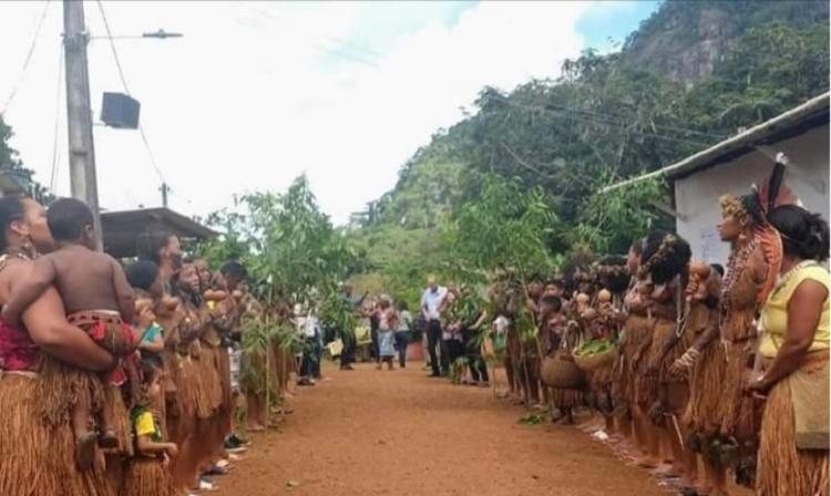 Cerca de 150 indígenas vivem na área conhecida como Tupinambá Serra do Padeiro   Divulgação   Conselho Nacional dos Direitos Humanos - Foto: Divulgação: Conselho Nacional dos Direitos Humanos