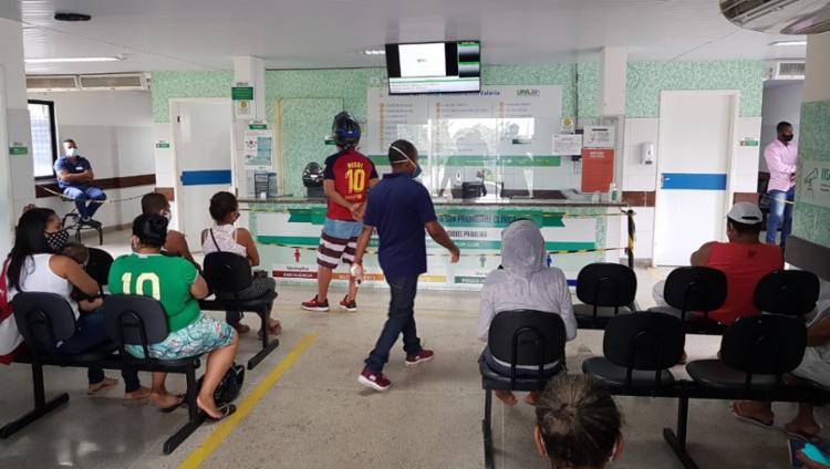 Unidade localizada no bairro de Valéria conta com cinco leitos de emergência psiquiátrica | Foto: Divulgação - Foto: Divulgação