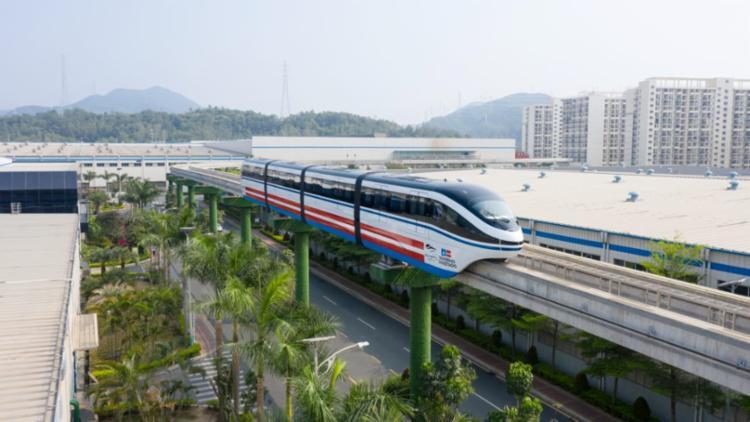 Modal funcionará com base em 25 paradas em duas linhas, beneficiando cerca de 600 mil pessoas   Foto: Divulgação - Foto: Divulgação