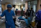 Explosão perto de escola afegã deixa ao menos 30 mortos e 52 feridos | Foto: Zakeria Hashimi | AFP