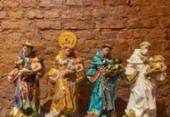 Artistas homenageiam Santo Antônio em exposição no Centro Histórico | Foto: Divulgação