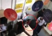 Vídeo mostra desespero de jovem antes de ser supostamente entregue a traficantes | Foto: Cidadão Repórter | via Whatsapp