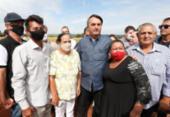 Bolsonaro entrega 307 títulos de terra no MS | Foto: PR