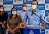 Salvador inclui profissionais de limpeza e segurança pública em grupos para vacinação | Foto: Igor Santos/Secom
