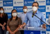 Prefeitura de Salvador pretende concluir vacinação de grupos prioritários na próxima semana | Foto: Igor Santos/Secom