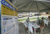 Confira onde realizar testes para detecção de covid-19 em Salvador | Foto: Olga Leiria | Ag. A TARDE | 24.4.2021