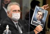Renan ameaça requerer prisão de ex-secretário de Comunicação de Bolsonaro | Foto: Agência Senado
