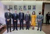 Delegação da embaixada de Israel visita Salvador para discutir parcerias | Foto: Divulgação