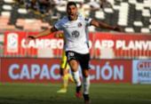 Atacante argentino estaria na mira do Bahia, diz jornal | Foto: Divulgação | Colo-Colo