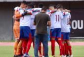 Esquadrãozinho empata com Coritiba e está eliminado da Copa do Brasil Sub-20 | Foto: Divulgação | Maurícia da Matta
