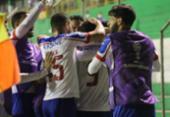 Bahia vence o lanterna Guabirá e assume a liderança do Grupo B na
